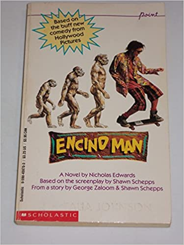Encino Man by Nicholas Edwards
