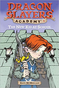 The New Kid at School by Kate McMullan, Bill Basso (Illustrator), Stephen Gilpin