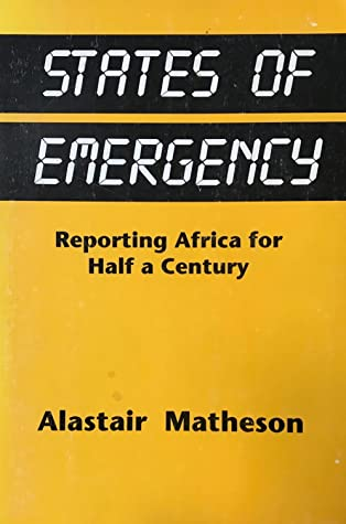 States of Emergency - Alastair Matheson
