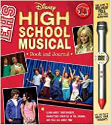 High School Musical Book and Journal-Reader's Digest