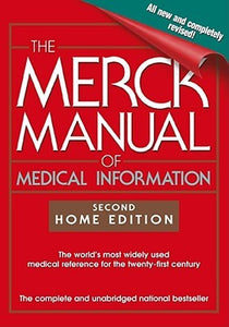 The Merck Manual of Medical Information by Mark H. Beers