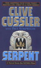Load image into Gallery viewer, Serpent - Clive Cussler