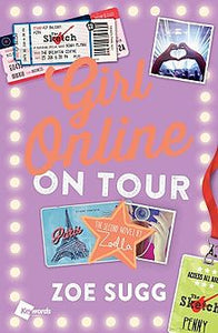On Tour  - Zoe Sugg (Girl Online #2)