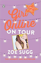 Load image into Gallery viewer, On Tour  - Zoe Sugg (Girl Online #2)