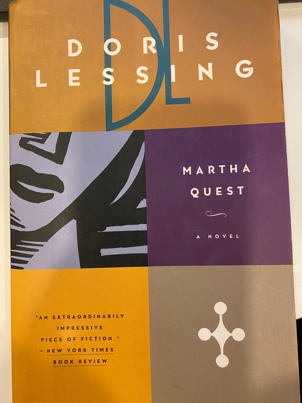 Martha Quest - Doris Lessing