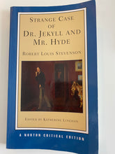 Load image into Gallery viewer, The Strange Case of Dr. Jekyll and Mr. Hyde - Robert Louis Stevenson, edited by Katherine Linehan