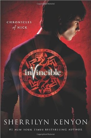 Invincible  -  Sherrilyn Kenyon