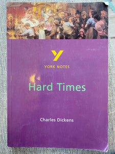 Hard Times - York Notes