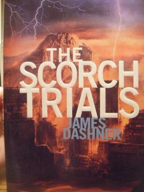 The Maze Runner #2 -  The Scorch Trials - James Dashner