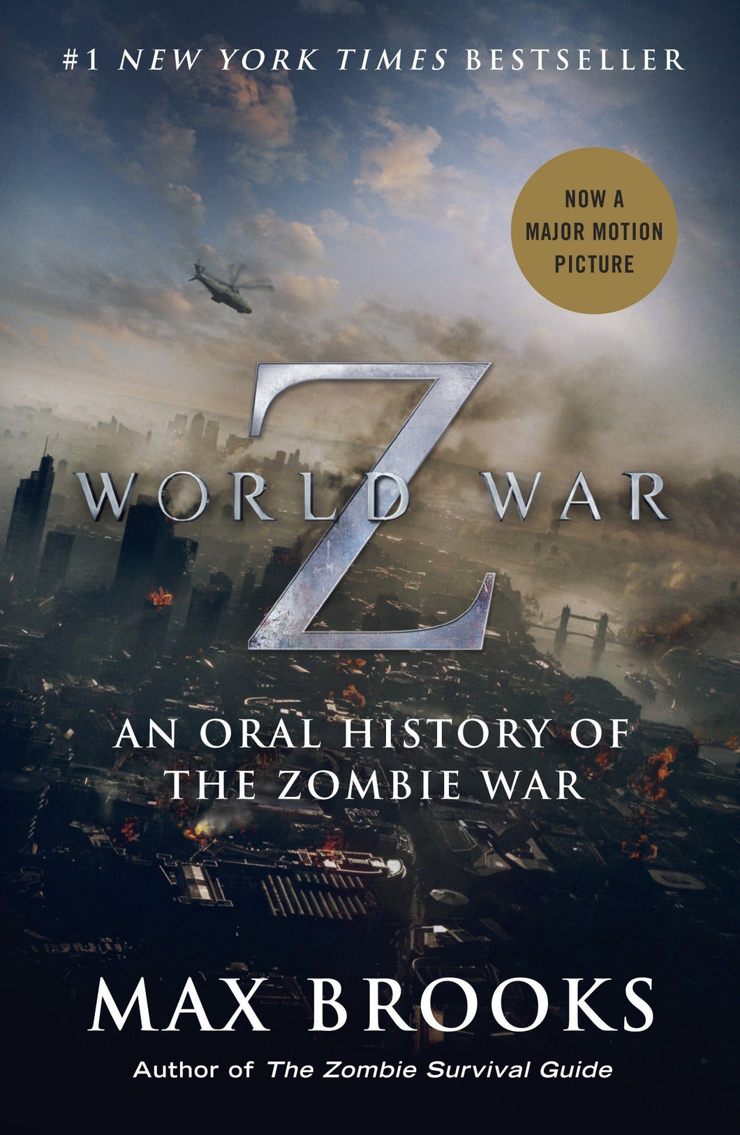 World War Z - Max Brooks
