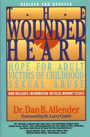 The Wounded Heart: Hope for Adult Victims of Childhood Sexual Abuse - Dan B. Allender,