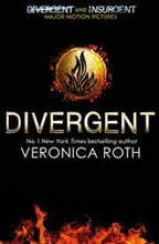 Load image into Gallery viewer, Divergent  -  Veronica Roth
