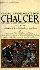 Chaucer (Canterbury Tales l Tales of Caunterbury) - Geoffury Chaucer