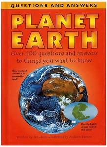 Planet Earth Questions and Answers-Ian James