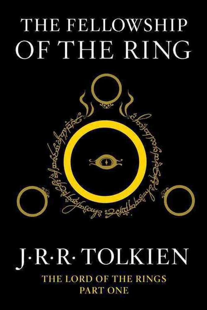 The Fellowship of the Ring (The Lord of the Rings #1)  -  J.R.R. Tolkien