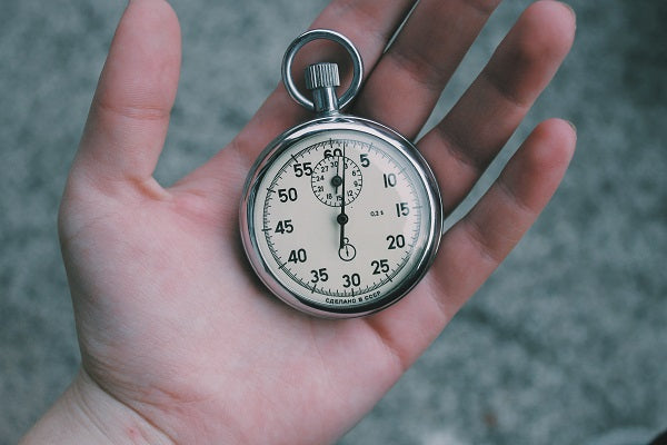 image of stopwatch