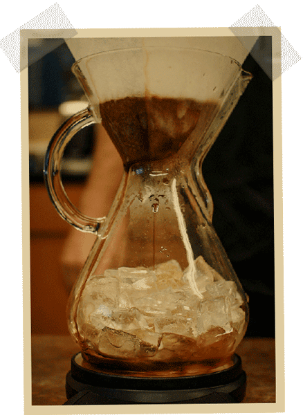 HOME BREWING, iced coffee, INSTRUCTIONS, RECIPE, summer - Chemec Iced Coffee Brew