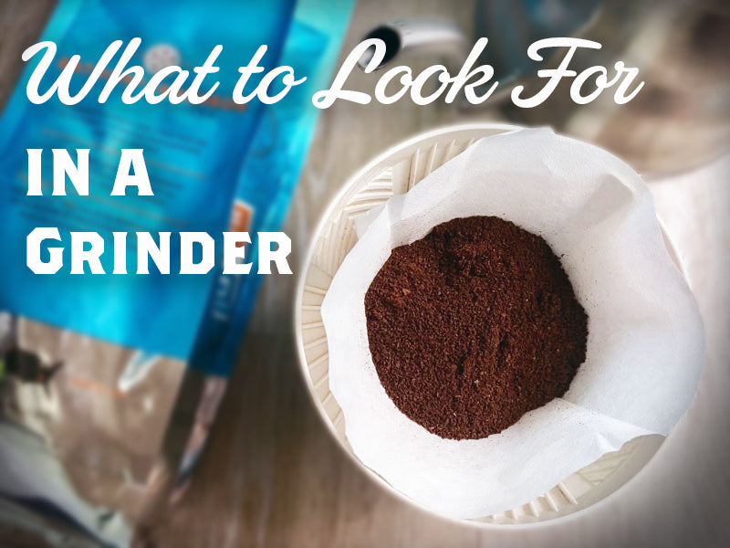 How to Choose a Coffee Grinder - Header Image - What to look for in a coffee grinder