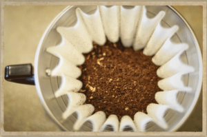 clever dripper, hario v60 cone, kalita wave, manual coffee brewing, brewing comparison, kalita wave filter and grounds