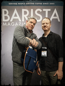Seattle SCAA, The Event, coffee symposium, coffee exhibition, coffee convention, United States Barista Championship, World Barista Championship, Barista Guild, Roasters Guild, Coffee Qulity Insitute, World Coffee Research, Joshua & Aaron
