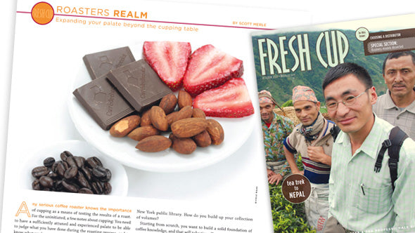Fresh Cup Roasters Realm article by Scott Merle