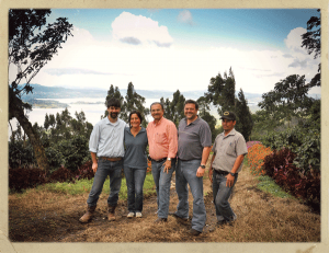 Artisan coffee roaster, specialty coffee roaster, green coffee buyer, direct trade, sensory skills, coffee cupping, Mierisch family