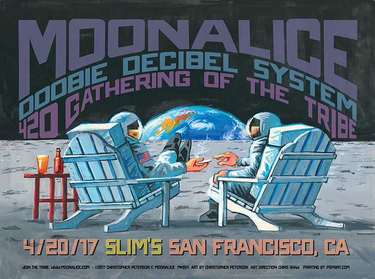 2017-04-20 Slim's - San Francisco CA - Christopher Peterson