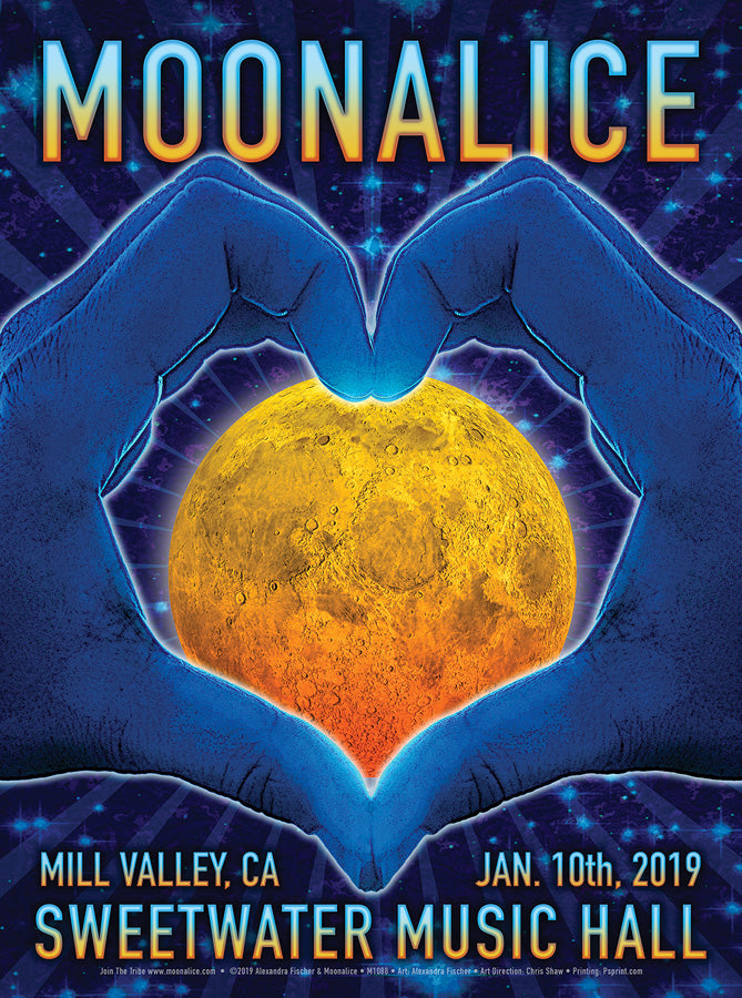 2019-01-10 Sweetwater Music Hall - Mill Valley CA - Alexandra Fischer