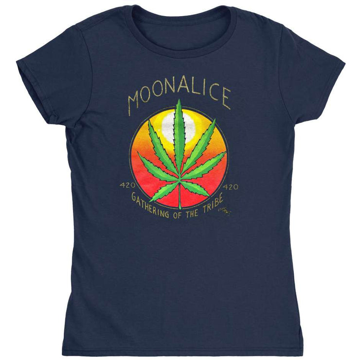 Stanley Mouse 420 Hemp Tee - Women
