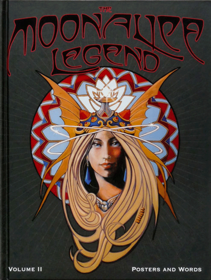 Moonalice Legend Book Vol 2 Hardback
