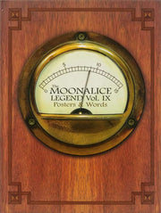 Moonalice Legend Book Vol 9 Hardback