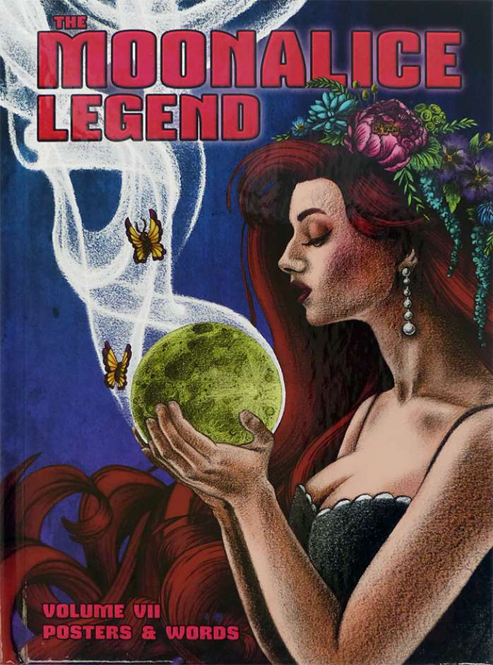 Moonalice Legend Book Vol 7 Hardback