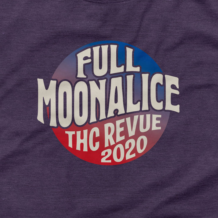 Full Moonalice Purple Tee