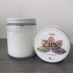 Zinc Beach Lotion