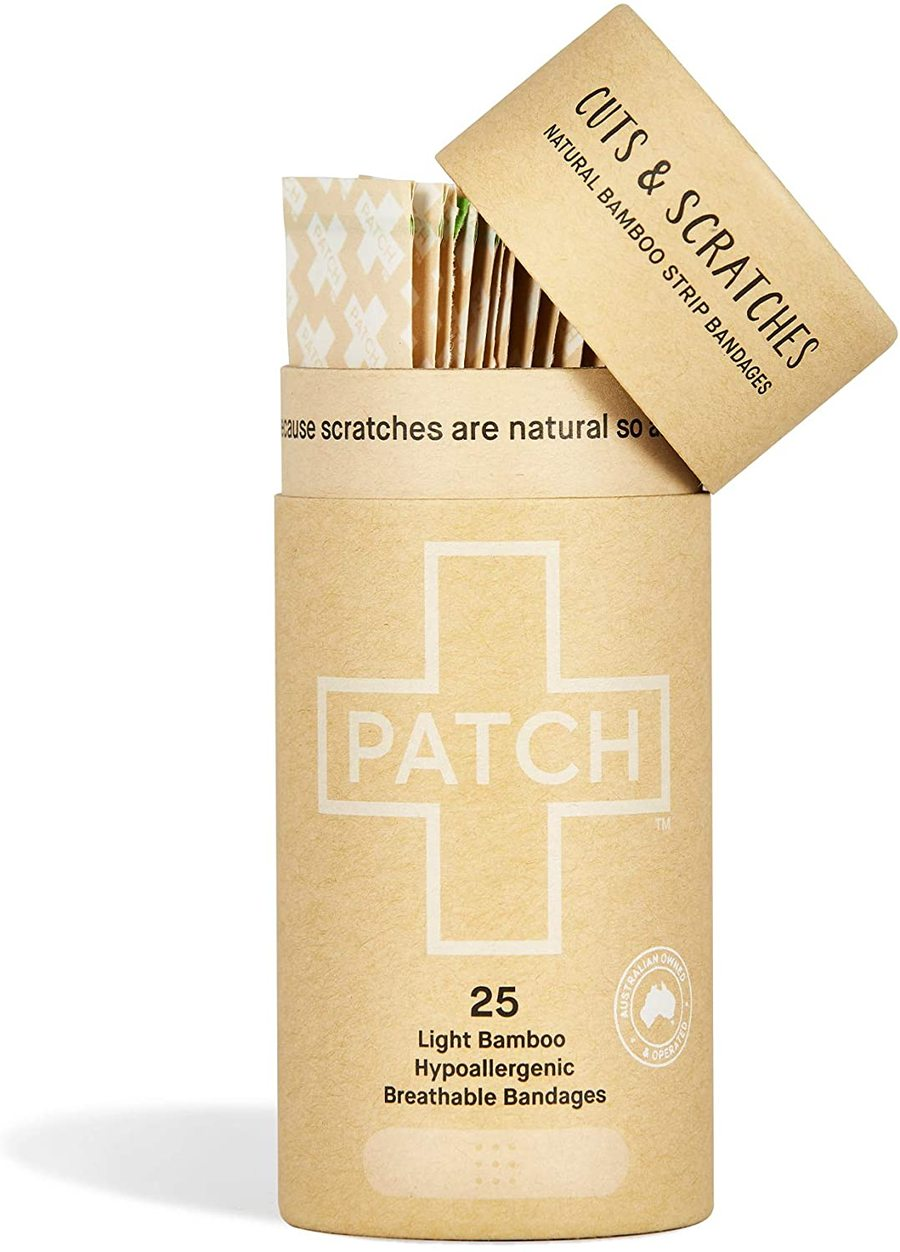 Compostable Bamboo Bandages