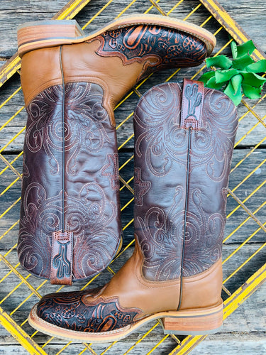 Tin Haul Cactooled Boots*Ladies