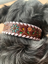 Load image into Gallery viewer, Floral Vine Dog Collar