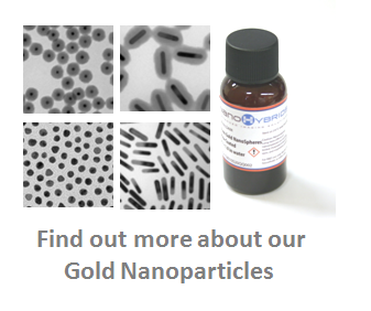 Buy Gold nanoparticles: Gold NanoRods and NanoSpheres