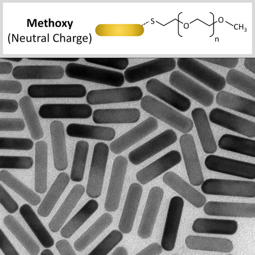 PEGylated Gold Nanorods
