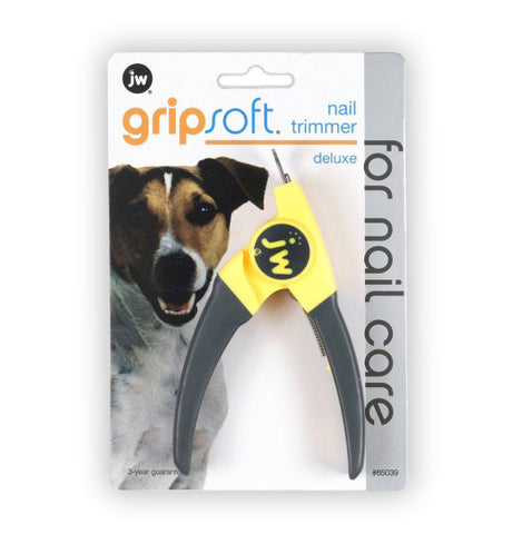 COUPE-GRIFFES DELUXE GRIPSOFT - CHIENS
