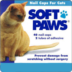 Protège griffe Soft Paws