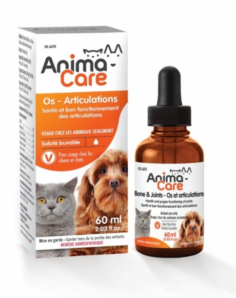 ANIMACARE OS-ARTICULATIONS 60ml
