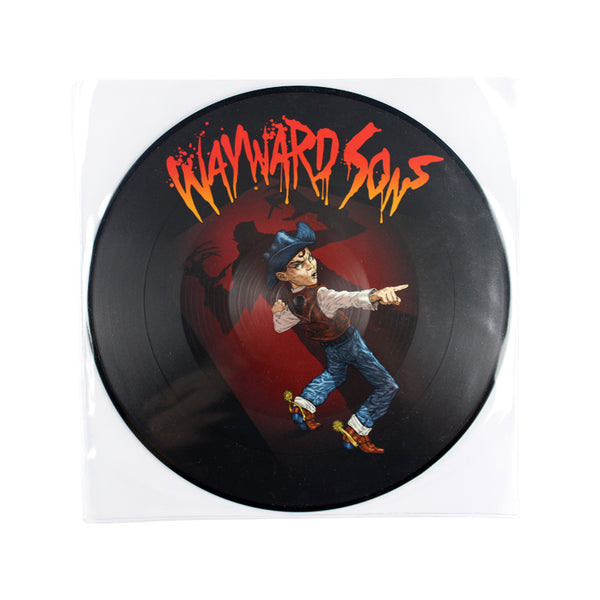 I Don't Wanna Go Limited Edition Picture Disc 12