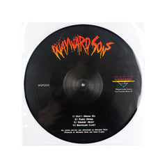 I Don't Wanna Go Limited Edition Picture Disc 12""