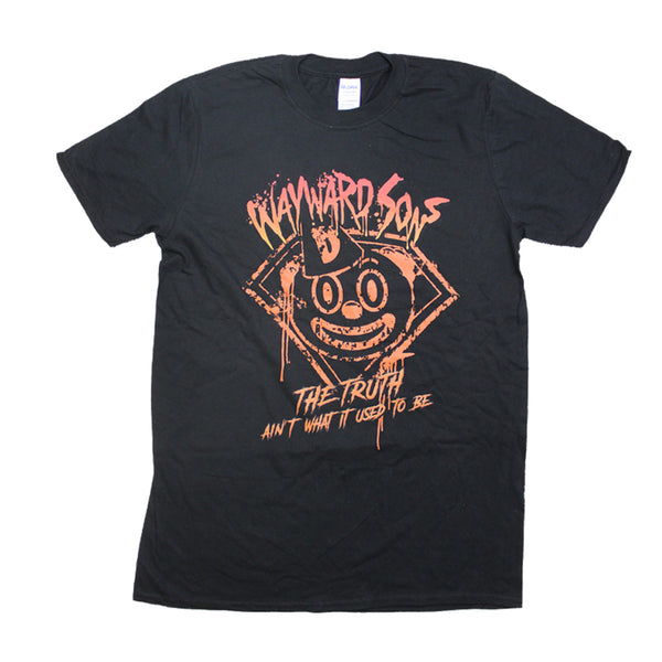Wayward Sons Orange Logo Tour (Oct/Nov/Dec/Jan/Feb) T-Shirt