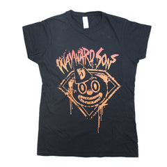 Wayward Sons Orange Logo Womens Tour T-Shirt (Jan/Feb)