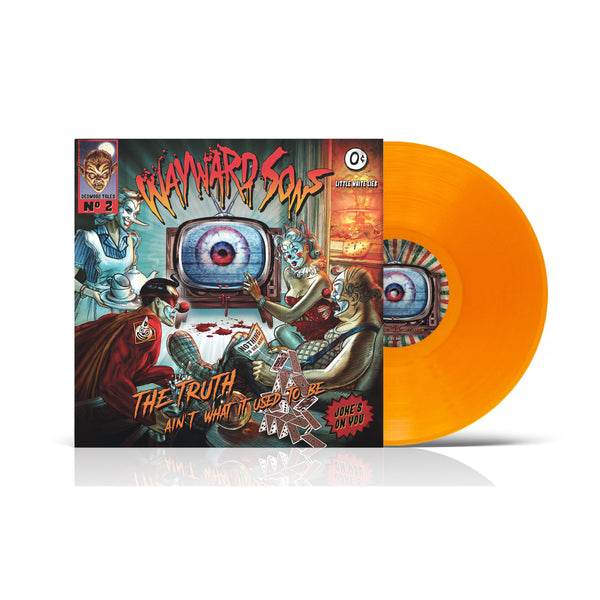 The Truth Ain't What It Used To Be - Orange Vinyl + Flexi Disc