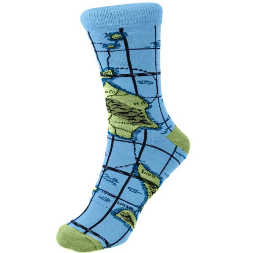 Shared Earth Bamboo Socks - Various Designs and Sizes