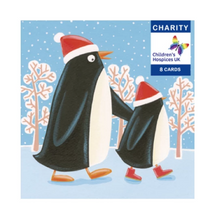 Load image into Gallery viewer, 8x Recycled Children's Hospice UK Christmas Cards - Various Designs