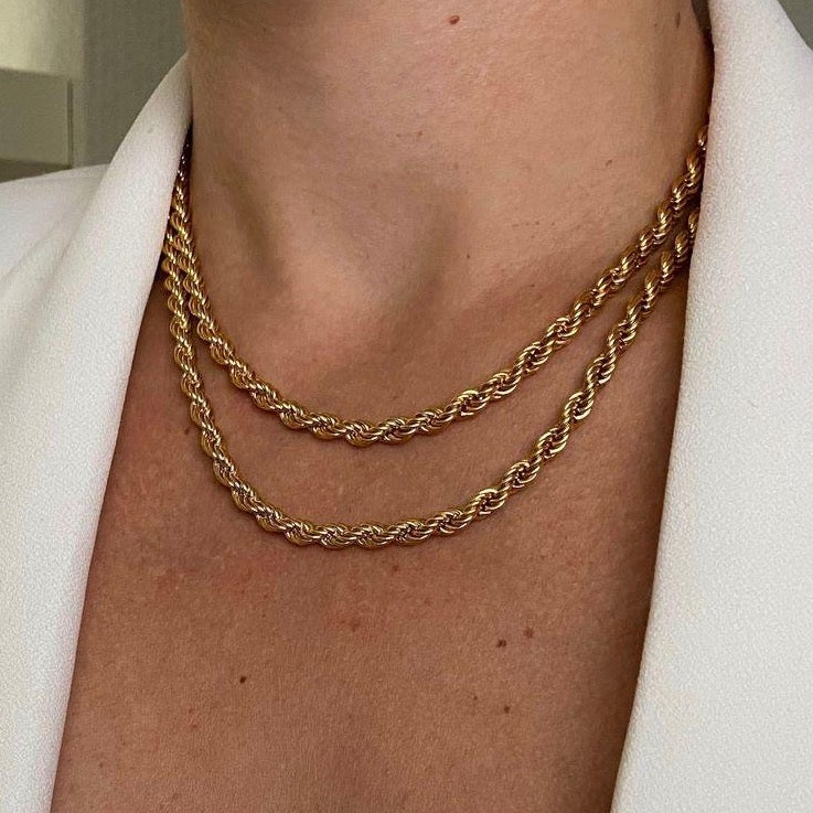 French Rope Chain